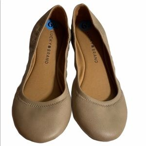 Lucky brand flats shoes NWOT